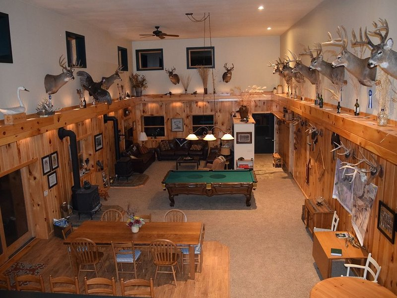 Money Creek Ranch is a property that features seclusion and privacy that is hard, holiday rental in Preston