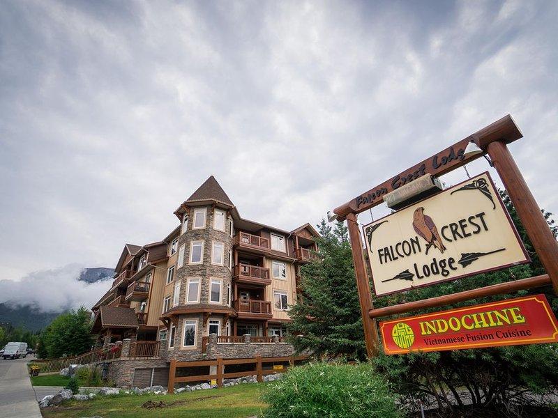 Disconnect to Reconnect-A perfect Rocky Mountain Canmore escape-Falcon Crest 214, location de vacances à Canmore