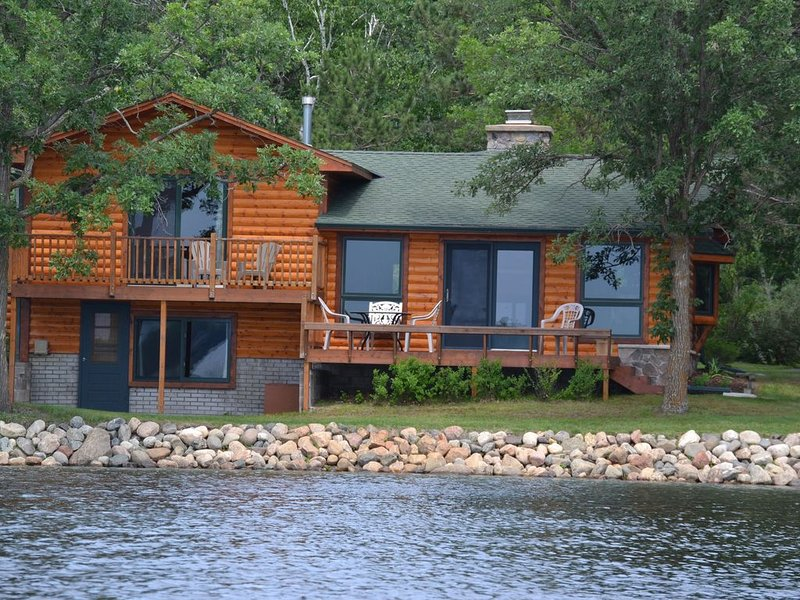 The Ultimate Up North Cabin Experience, aluguéis de temporada em Pequot Lakes