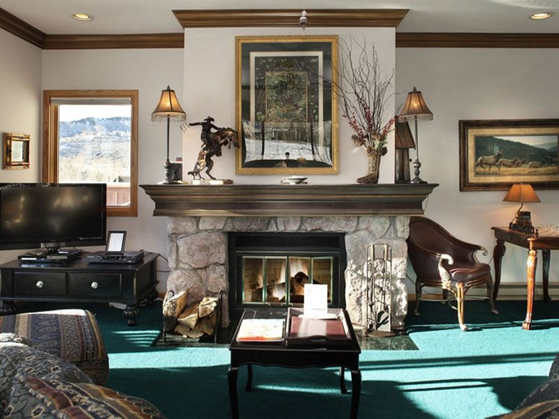Villas at Snowmass Club 1627:  Complimentary access to The Snowmass Club, alquiler vacacional en Woody Creek