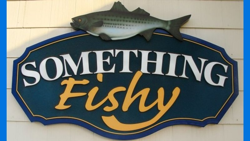 Something Fishy welcomes you 'HOME' each time you need a perfect vacation !!