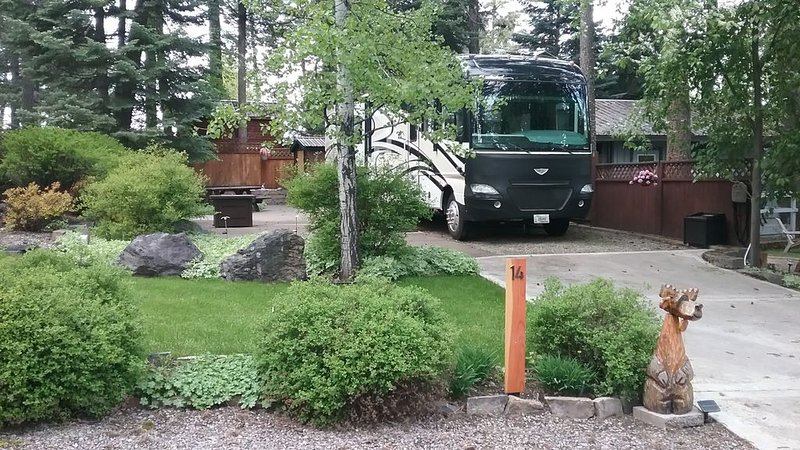 Bigfork Class 'A'  The Last Best Place, holiday rental in Bigfork