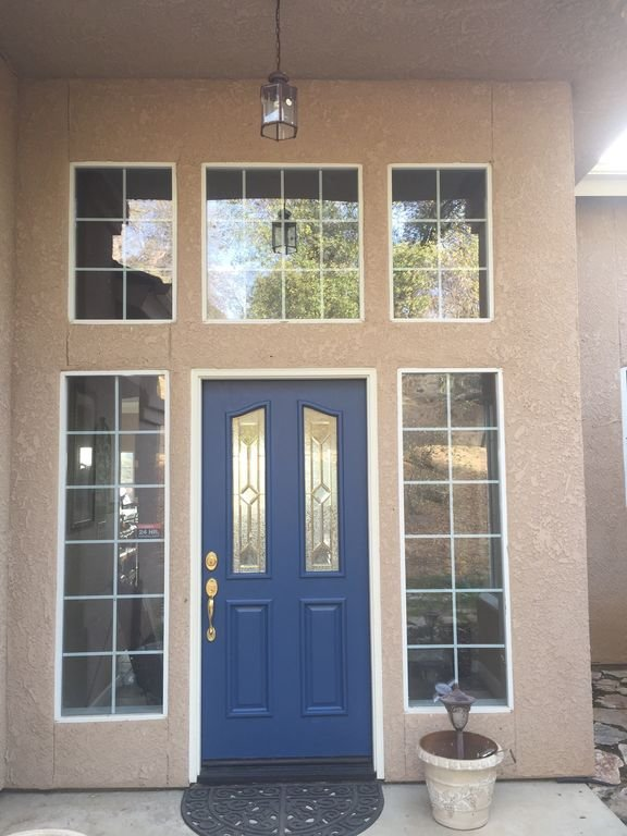Gorgeous front entry