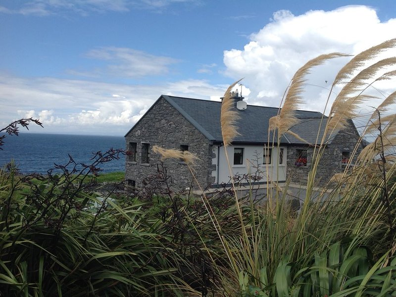 Luxury living on the Wild Atlantic Way, Free WIFI, Fireplaces!, vacation rental in Spiddal