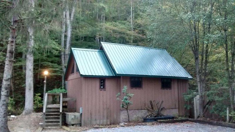 Cozy Cabin On The Creek, aluguéis de temporada em Cosby