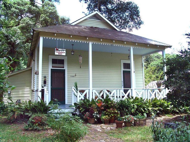 Welcome to Historic Cardinal's Rest, casa vacanza a Abita Springs
