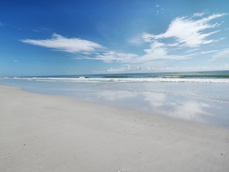 Step onto our Beautiful Beach, where most  visitors say  'It feels very secluded and quiet'!