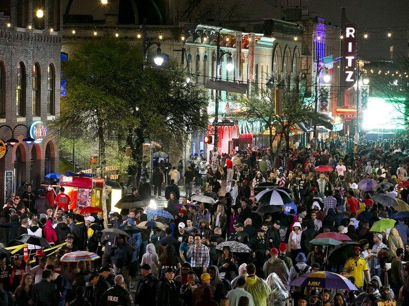 SXSW Festival i mars