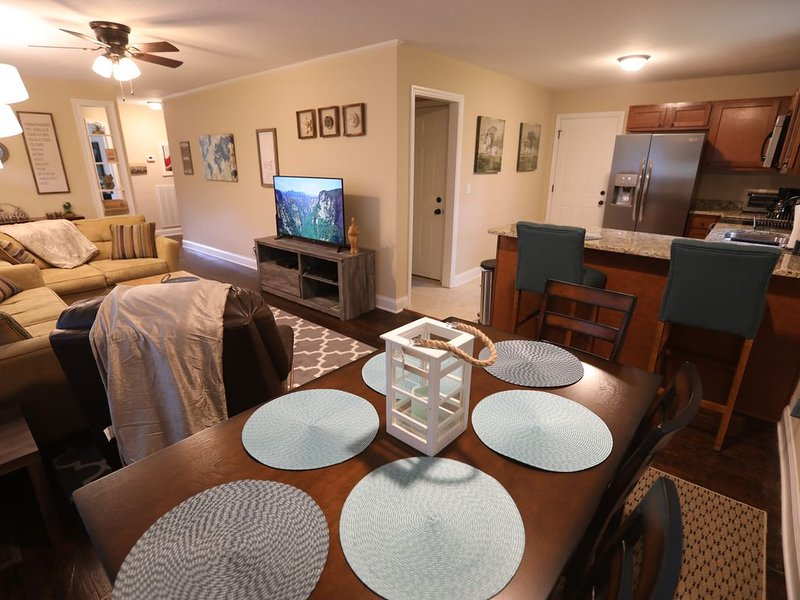 Cozy 3 bedroom home, less than 8 minutes to downtown, aluguéis de temporada em Chattanooga