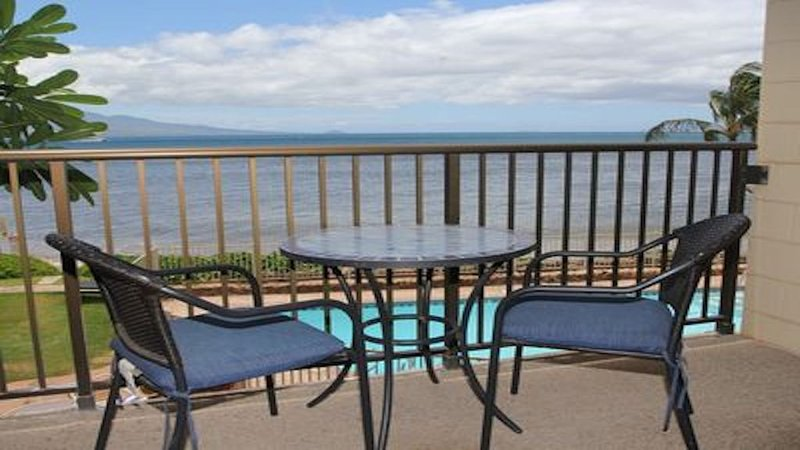 Maui Beach Front Condo, holiday rental in Kahului