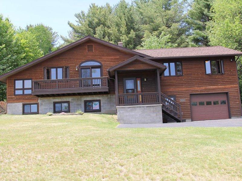 Adirondack Adventure - Beautiful Adirondack property in Tupper Lake., vacation rental in Tupper Lake