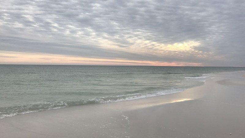 Evening Beach Time