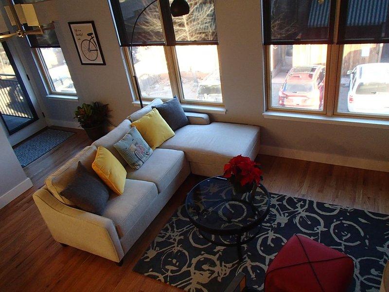 SnowDrift * River Lofts, aluguéis de temporada em Howard