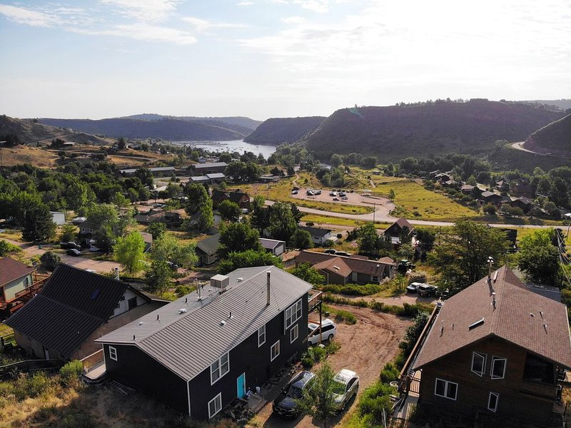 Horsetooth: Outdoor Adventure, Marina Views, Game Room - Near Fort Collins, location de vacances à Fort Collins