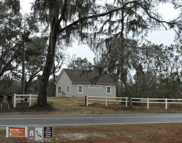 Harris Neck National Wildlife Refuge Cabin - Suite A, vacation rental in Midway