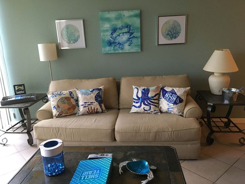 Come Relax at our home by the beach at Ft Pierce, location de vacances à Fort Pierce
