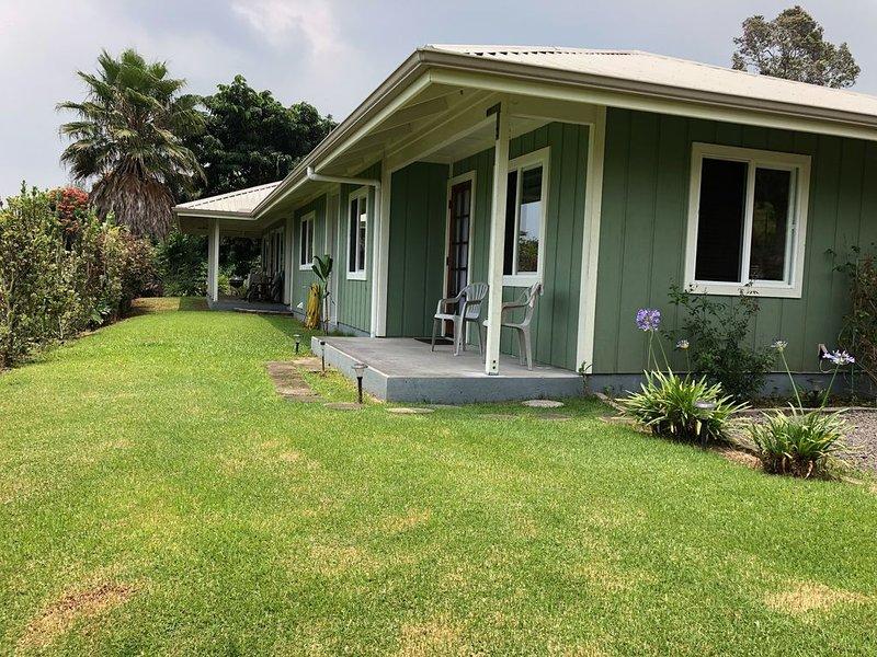 HOLUALOA COUNTRY HOME, aluguéis de temporada em Holualoa