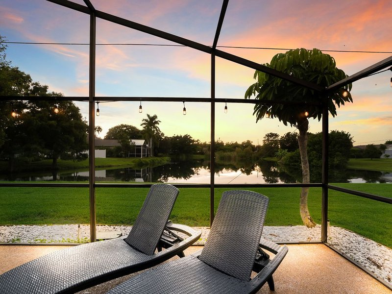 Sunset Point Pool House, alquiler de vacaciones en Palma Sola