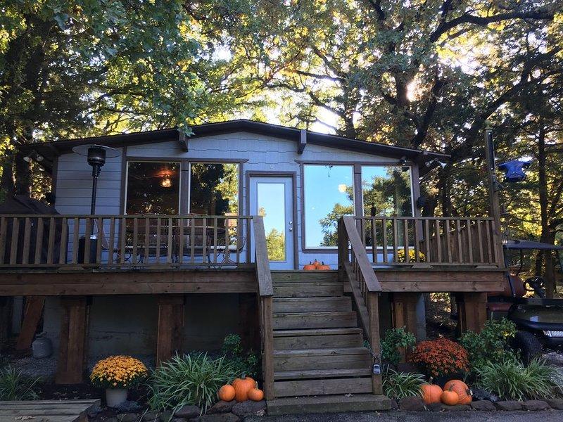 Deer Manor at Lake Texoma, holiday rental in Pottsboro
