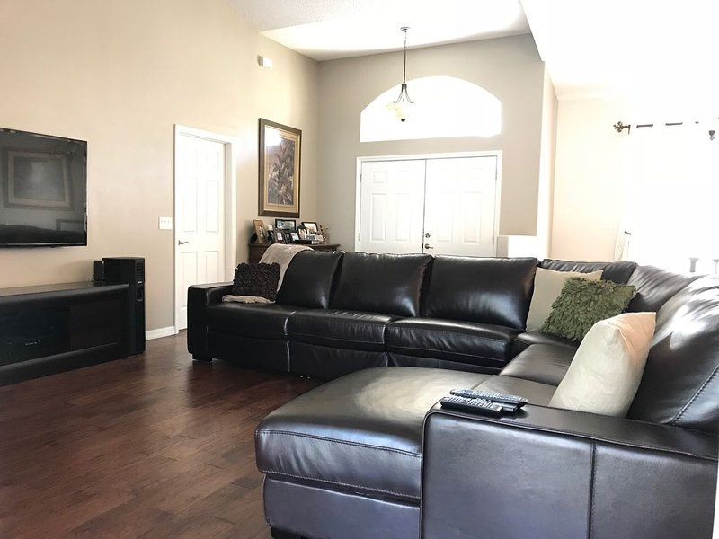 Spacious, fully furnished family friendly 3 bedroom home with private pool., holiday rental in Citrus Hills
