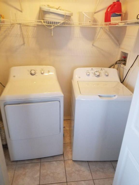 Free laundry onsite!