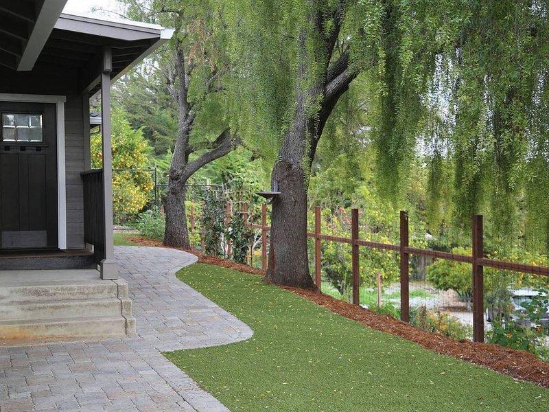 West Santa Cruz Exclusive Home, alquiler de vacaciones en Ben Lomond