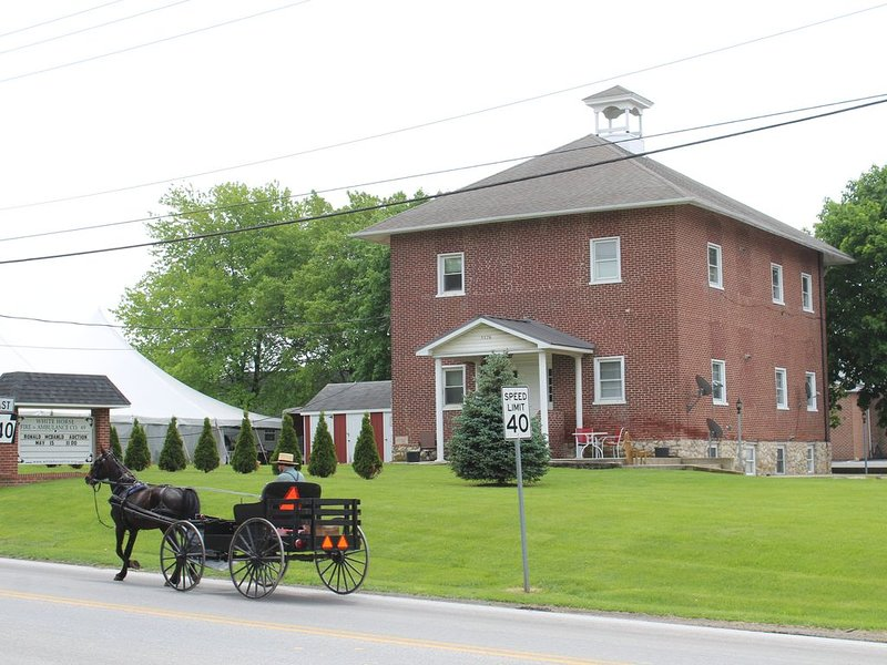 Experience Amish Community Life in the idyllic Village of White Horse, aluguéis de temporada em Glenmoore