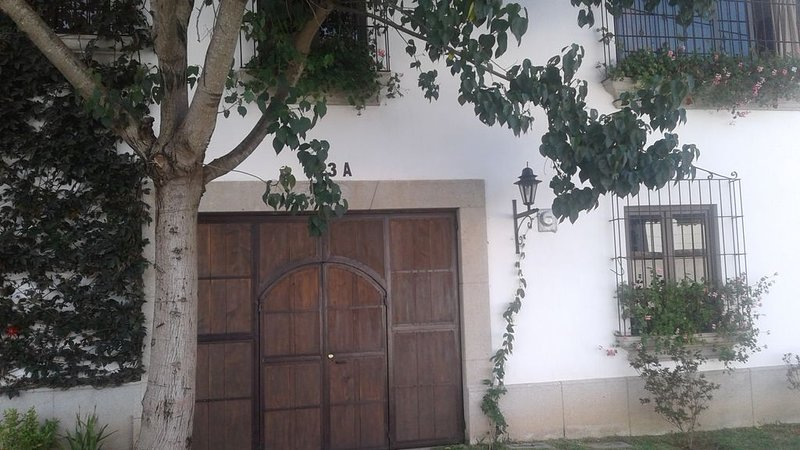 New town home built in the Spanish Colonial style with private pool and terraces, holiday rental in Antigua