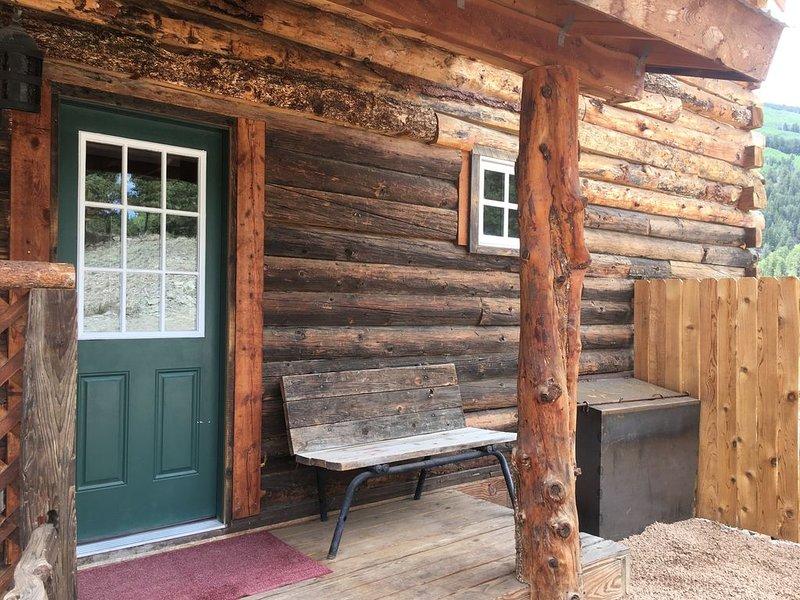 Half Street Haven, A Lake City Custom Log Home with Stunning Views, casa vacanza a Lake City