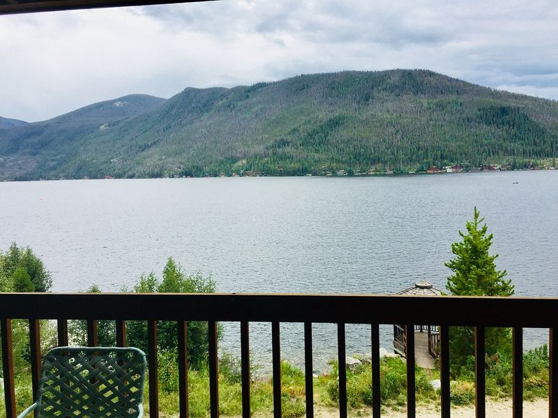 Lakefront Vacation Rental In Town, holiday rental in Grand Lake
