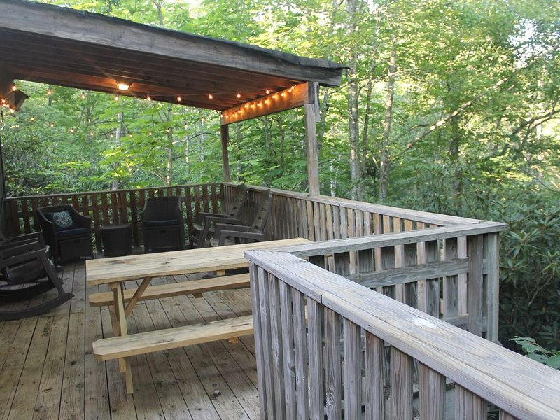 Within minutes of Skiing, Hiking, Banner Elk, and more., location de vacances à Newland