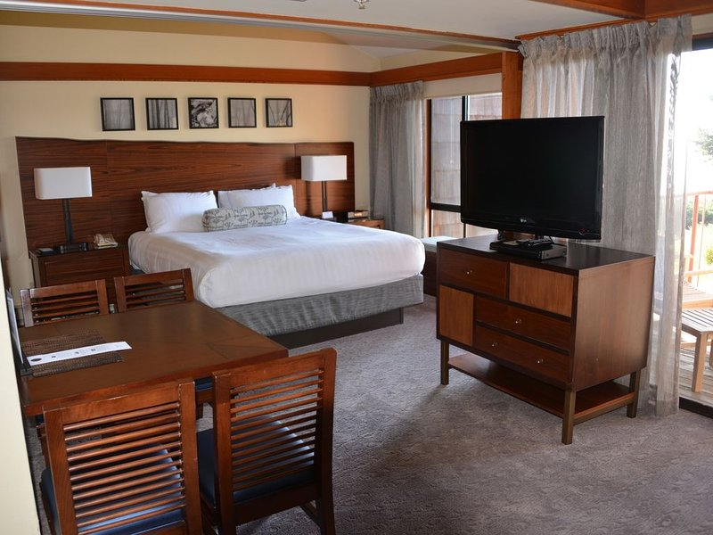 Indulge yourself in a spectaclar 2 bedroom unit at the Hyatt Highlands Inn., holiday rental in Big Sur