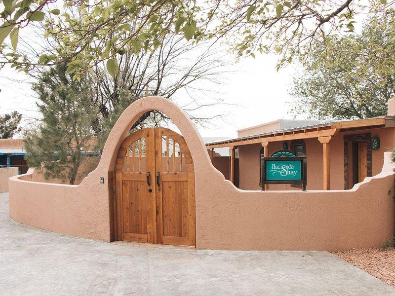 Charming Adobe House In Mesilla, Nm, casa vacanza a Las Cruces