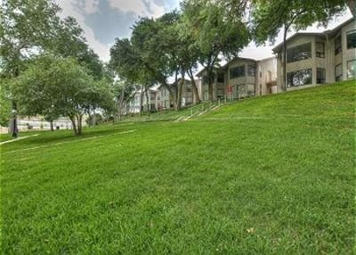 Common Grounds - Tons of room to sunbathe, play games and take in the views of the beautiful Comal River and Schlitterbahn!