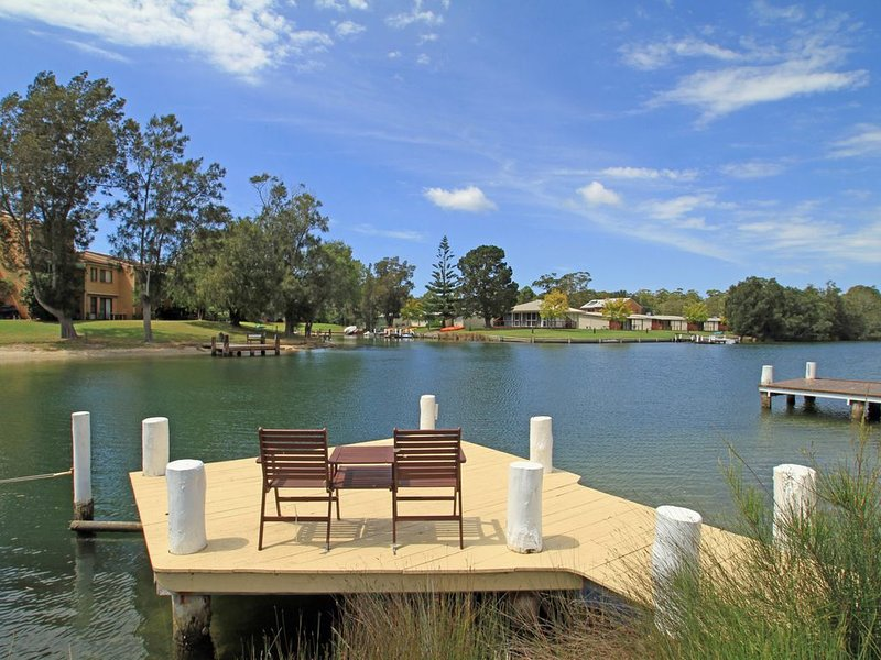 Holiday on the Water, holiday rental in Sussex Inlet