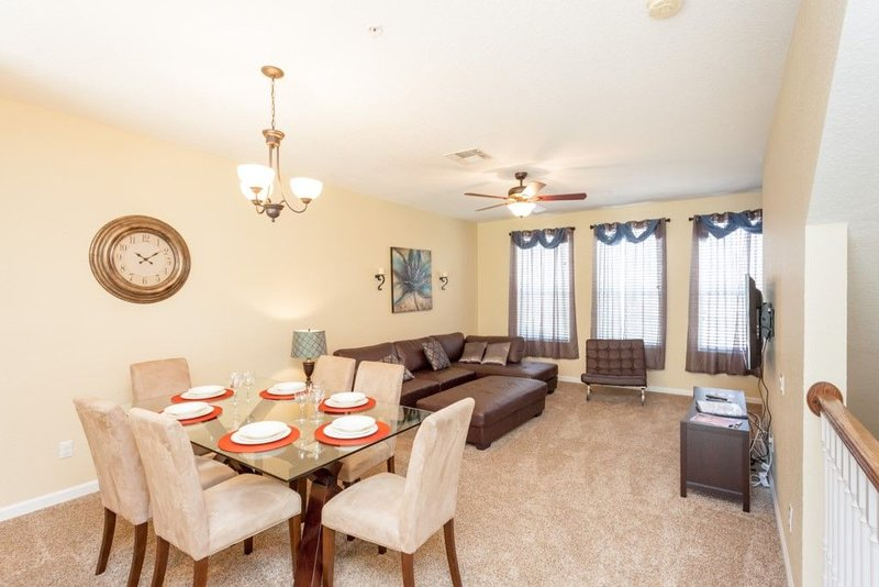 Modern Vista Cay Town Home [CDC COMPLIANT] | 4003, location de vacances à Pine Castle