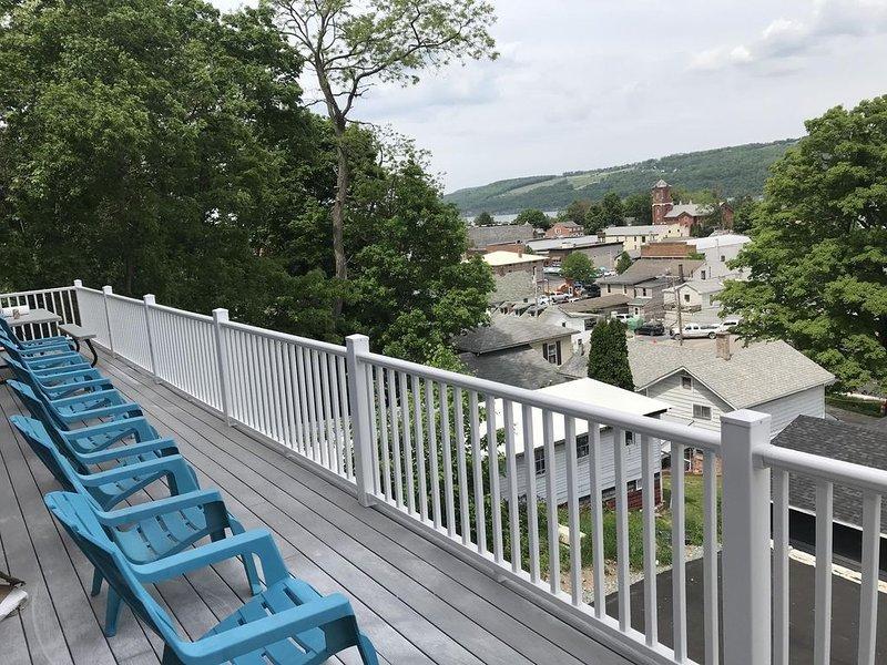 140 S. Monroe St., Watkins Glen, vacation rental in Watkins Glen