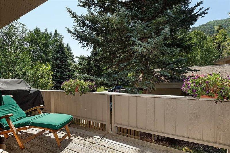 Upstairs Corner Deluxe 2 Bedroom, walking distance to town, vacation rental in Aspen