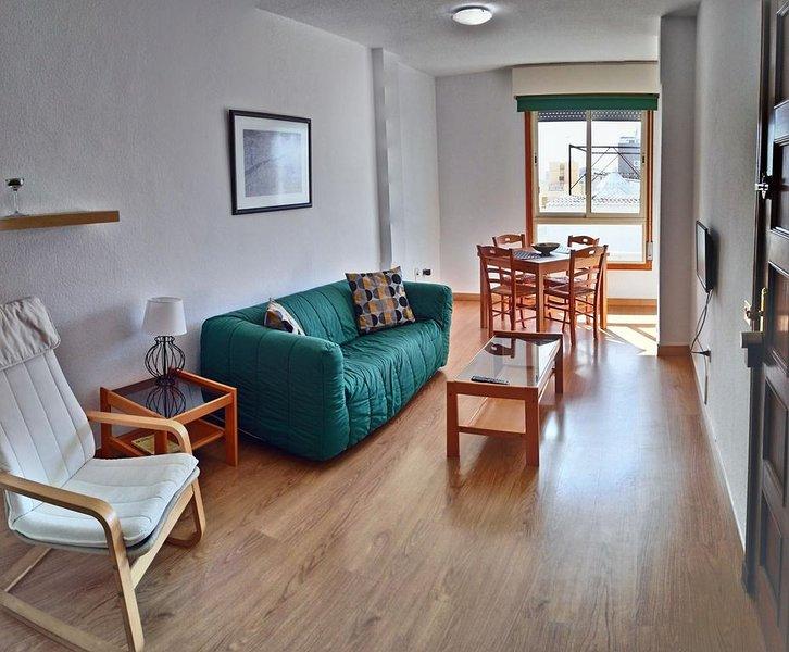 Centric One Bedroom Flat in Santa Cruz 5A, aluguéis de temporada em Santa Cruz de Tenerife