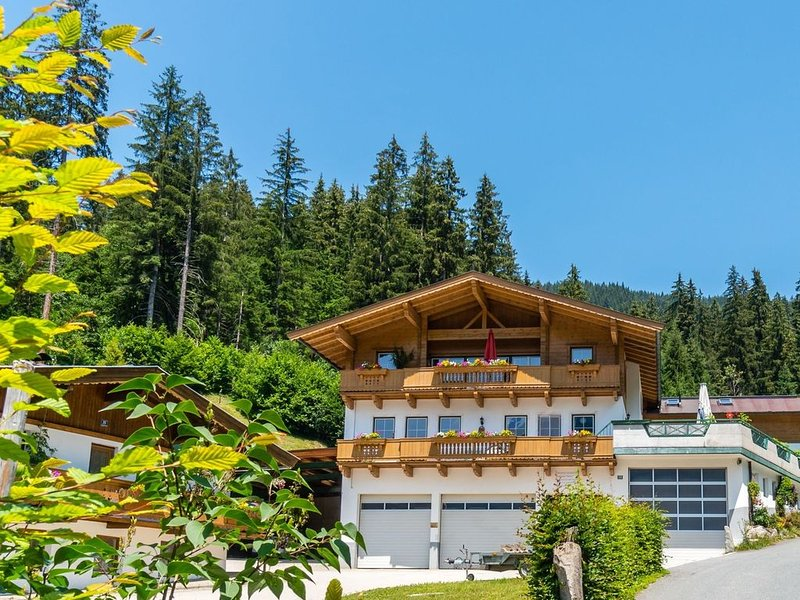 Quaint Apartment in Kirchberg near Ski Lift, vacation rental in Kirchberg