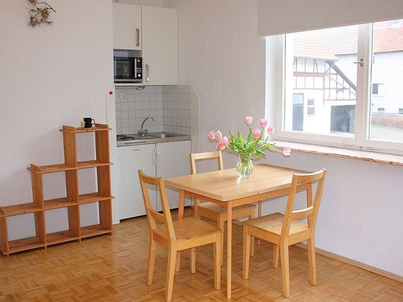 Cozy Apartment in Hüddingen with Private Terrace, location de vacances à Gellershausen
