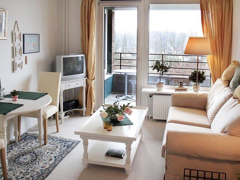 Modern Apartment in Glücksburg with Ocean View, location de vacances à Glucksburg