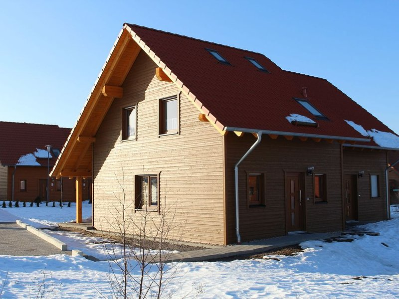 Modern Holiday Home in Hasselfelde with Private Garden, vacation rental in Rubeland