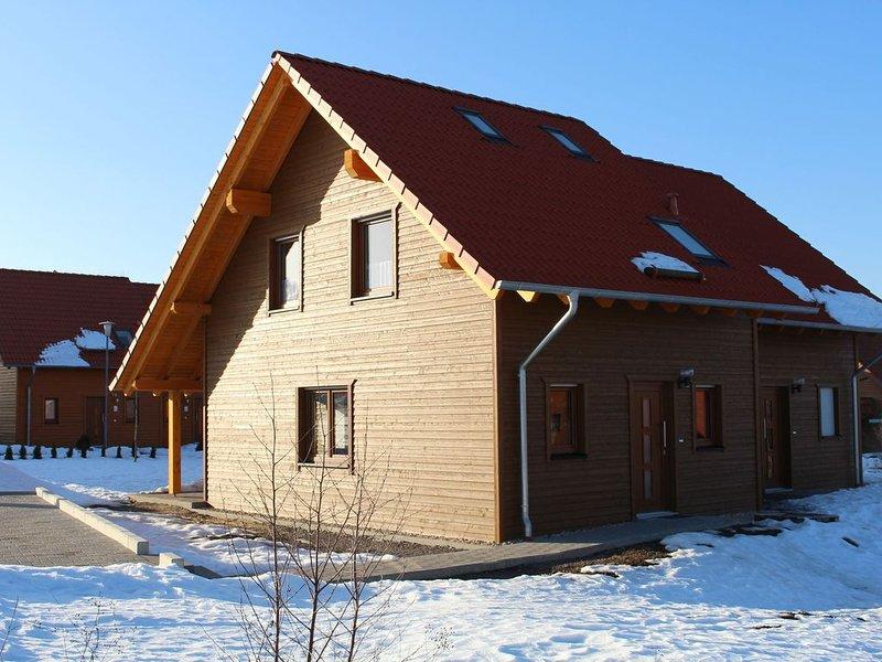 Modern Holiday Home in Hasselfelde with Private Garden, Ferienwohnung in Sachsen-Anhalt