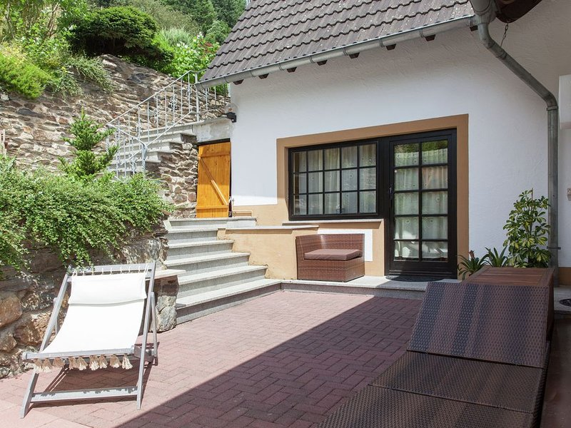 Lavish Apartment in Merschbach near the Forest, holiday rental in Kowerich