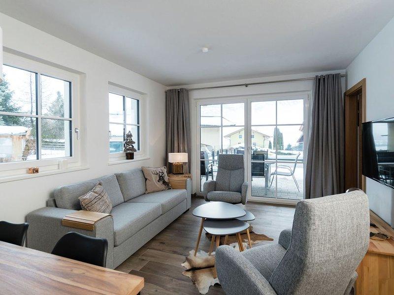 Luxurious Apartment in Piesendorf near Ski Area, location de vacances à Piesendorf