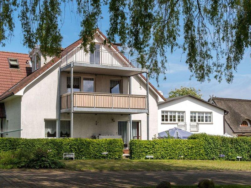Opulent Apartment in Wohlenberg with Barbecue, location de vacances à Wohlenberg