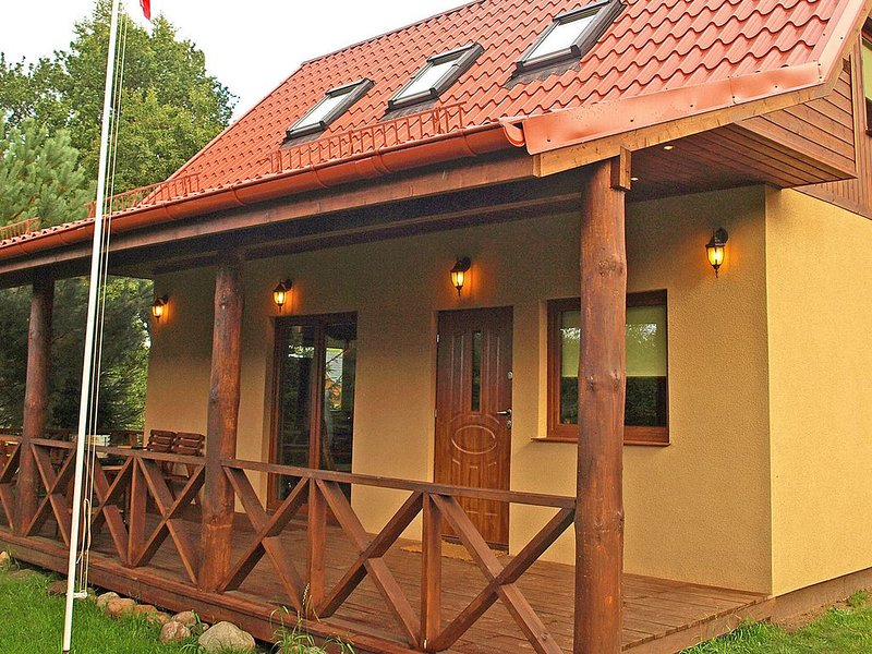Cozy Holiday Home in Kopalino with Garden, holiday rental in Northern Poland