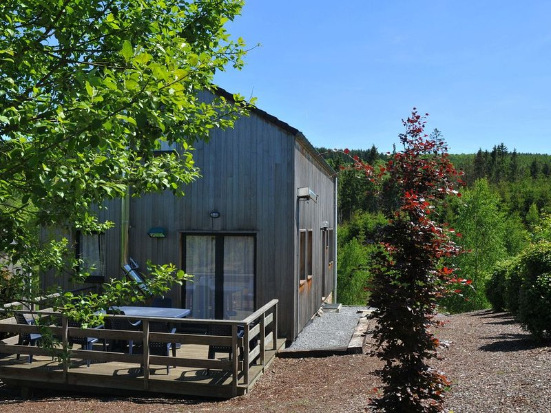 Modern Holiday Home in Houffalize with Sauna, casa vacanza a Recogne (Bastogne)
