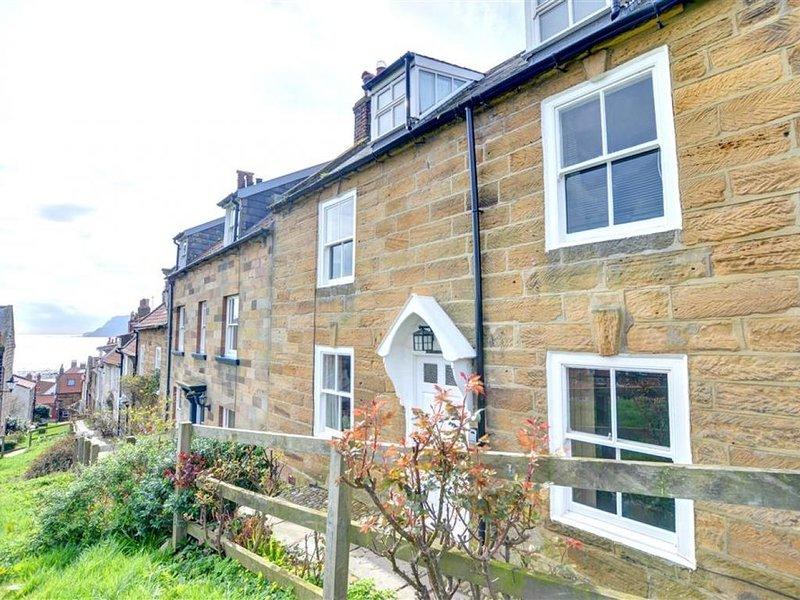 Hillside - Three Bedroom House, Sleeps 5, holiday rental in Ravenscar